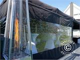Pop up gazebo FleXtents Xtreme 4x4 m Black - 12