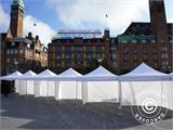 Pop up gazebo FleXtents PRO 3x3 m White, Flame retardant - 59