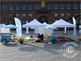 Pop up gazebo FleXtents PRO with full digital print, 3x3 m - 2
