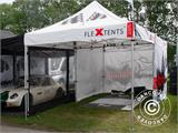 Vouwtent/Easy up tent FleXtents Xtreme 50 Racing 3x6m, Limited edition - 8