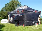 Vouwtent/Easy up tent FleXtents Xtreme 50 Racing 3x6m, Limited edition - 13