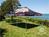 Vouwtent/Easy up tent FleXtents Xtreme 50 Racing 3x6m, Limited edition - 14