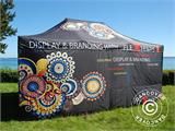 Vouwtent/Easy up tent FleXtents Xtreme 50 Racing 3x6m, Limited edition - 24