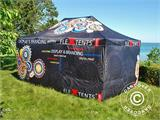 Vouwtent/Easy up tent FleXtents Xtreme 50 Racing 3x6m, Limited edition - 25
