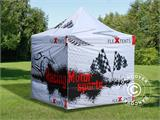 Vouwtent/Easy up tent FleXtents Xtreme 50 Racing 3x6m, Limited edition - 28