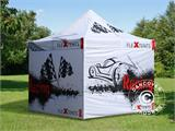 Vouwtent/Easy up tent FleXtents Xtreme 50 Racing 3x6m, Limited edition - 29