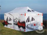 Vouwtent/Easy up tent FleXtents Xtreme 50 Racing 3x6m, Limited edition - 31