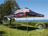 Vouwtent/Easy up tent FleXtents Xtreme 50 Racing 3x6m, Limited edition - 32