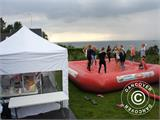 Pagoda Marquee PartyZone 5x5 m PVC - 34