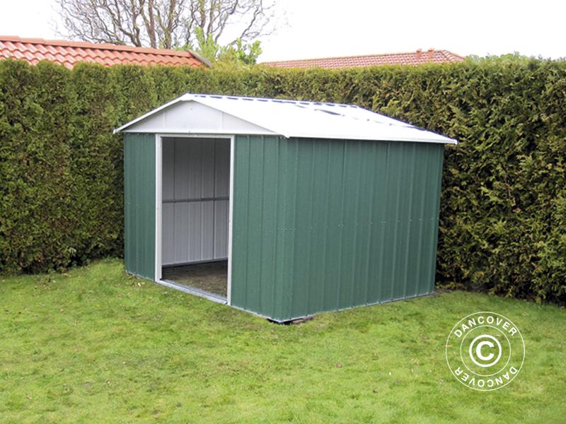 Smart Køb haveskur online. Køb kvalitets haveskur her, metalhaveskure WR21