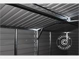 Garden shed 2.77x2.55x1.98 m ProShed, Anthracite - 4