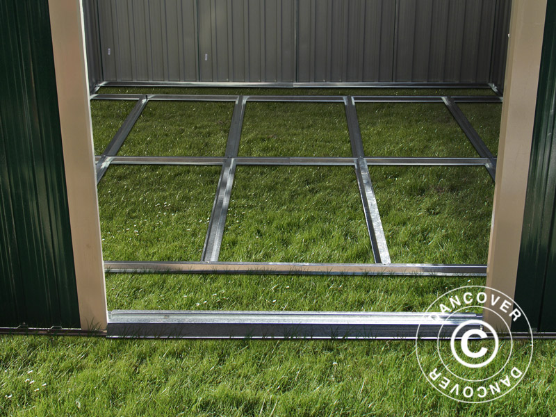 estructura para suelo de caseta de jardn proshed xm