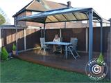 Pavillon Martinique 2,95x4,3m - 2
