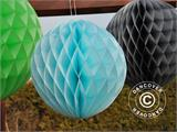 Honeycomb ball, 30 cm, Green, 10 pcs.  - 4