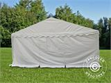 Marquee Exclusive 5x12 m PVC, White - 7