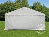 Marquee Exclusive 5x12 m PVC, White - 13