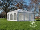 Pagoda Marquee Exclusive 6x6 m PVC, White - 7
