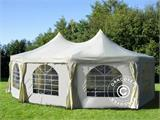 Marquee 6.8x5 m - 3