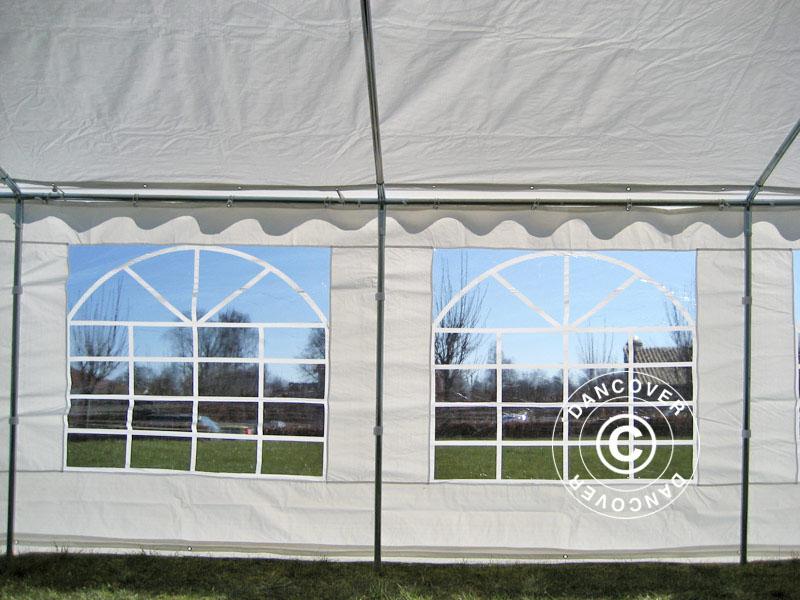 tente de r ception plus 3x6 m dancovershop fr. Black Bedroom Furniture Sets. Home Design Ideas