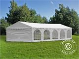 Tente de réception Original 5x10m PVC, Blanc - 2
