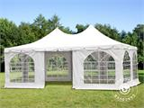 Marquee Pagoda PRO 4x6 m, PVC - 1