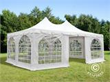Marquee Pagoda PRO 4x6 m, PVC - 2