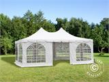 Marquee Pagoda PRO 4x6 m, PVC - 6