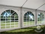 Partytent Original 6x8m PVC, Wit - 11