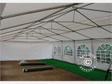 Partytent Original 6x8m PVC, Wit - 13