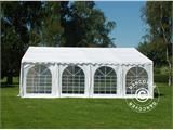 Partytent SEMI PRO Plus 6x8m PVC, Wit - 1