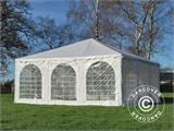 Partytent Exclusive 7x7m PVC, Wit - 1