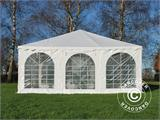 Partytent Exclusive 7x7m PVC, Wit - 4