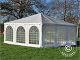 Partytent Exclusive 7x7m PVC, Wit - 5