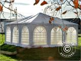 Partytent Exclusive 7x7m PVC, Wit - 6