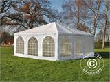 Partytent Exclusive 7x7m PVC, Wit - 7