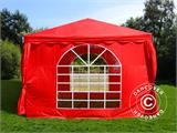 Marquee UNICO 3x3 m, Red - 1
