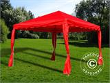 Marquee UNICO 3x3 m, Red - 3