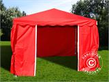 Marquee UNICO 3x3 m, Red - 4