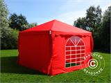 Marquee UNICO 3x3 m, Red - 5