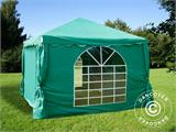 Marquee UNICO 3x3 m, Dark Green - 1