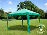 Marquee UNICO 3x3 m, Dark Green - 2