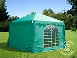 Marquee UNICO 3x3 m, Dark Green - 4