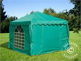 Marquee UNICO 3x3 m, Dark Green - 5