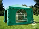 Marquee UNICO 3x3 m, Dark Green - 10