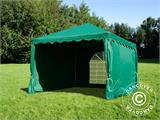 Marquee UNICO 3x3 m, Dark Green - 11