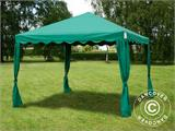 Marquee UNICO 3x3 m, Dark Green - 12