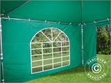 Marquee UNICO 3x3 m, Dark Green - 13