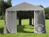 Partytent UNICO 3x6m, Donkergrij - 3