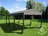 Partytent UNICO 3x6m, Donkergrij - 6