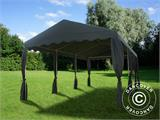 Partytent UNICO 3x6m, Donkergrij - 7